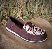 Women's ARIAT Cruiser, Chocolate Chip Suede (in store only)