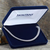 Jewelry, Montana Silversmiths NC Double Stack Chain
