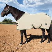 Cactus Gear Equine Equipment  1000D Fly Sheet  Tan/Hunter Green (available in store only)