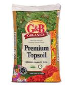 G&B Organics Premium Topsoil, 1 cu. ft.
