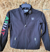 Ariat Youth Jacket Softshell (water resistant)  Available in store only
