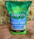 Scotts Classic Sun and Shade Mix Lawn Seed, 3 lb.