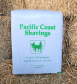 Pacific Coast Shavings Cedar/Doug Fir 12 cu. ft. (compressed)