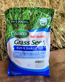 Scotts® Turf Builder® Grass Seed Sun & Shade Mix® , Seeds 1,200 sq. ft., 3 lb.
