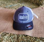 "Ball Cap, ""CINCH DENIM U.S.A. lead don't follow classic denim brand"" Solid  Flexfit fits sizes LG to XL"