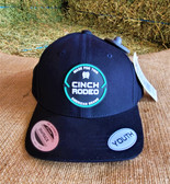 """Ball Cap, """"Made for This CINCH RODEO American Brand"""" (with adjustable snap back) YOUTH Size"""