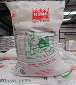 KING ORGANIC Lay Pellets 17%, 50 lb. (For Poultry/Laying Hens)