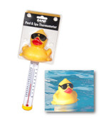 GAME Derby Duck Floating Pool & Spa Thermometer (King City)