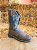 Justin Men's Stampede Work Boots #4665 (Available in store only) King City