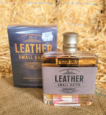 Leather Small Batch Vintage Label Men's Cologne Spray, 3.4 fl. oz.