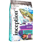 NEW Cat Food, Inception Fish Recipe 4 lb. SAVE now... introductory offer!