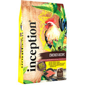 NEW Dog Food, Inception Chicken Recipe 4 lb. SAVE now... introductory offer!