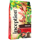 NEW Dog Food, Inception Pork Recipe 4 lb. SAVE now... introductory offer!