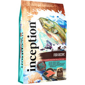 NEW Dog Food, Inception Fish Recipe 4 lb. SAVE now... introductory offer!