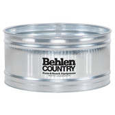Waterers, Behlen Galvanized Round Tank 4' x 2' deep, approx. 165 gal (available for in store pick up only)