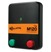Gallagher Electric Fencing Component, M120 Mains Fence Energizer 110V