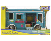 Breyer Collectable Equine Toys, The Freedom Series Horse Cruiser (Horses and Figures Sold Separately)