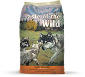 Puppy Food, High Prairie Puppy Recipe (Grain Free) with Roasted Bison & Roasted Venison, 28 lb.