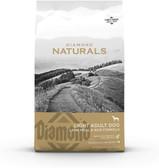 Dog Food, Diamond Lamb & Rice Lite, Adult Dog Food, 30 lb. (Made in the U.S.A)