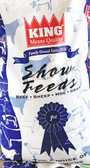 King Brand Beef Grow & Show Feed, 50 lb. For Show Cattle  (quality ingredients, Made & Packaged in the USA)