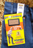 BUY 2 PAIRS WRANGLER JEANS, GET 1 PAIR FREE!  Wrangler Men's Jeans, Style:  Original Fit 13MWZ (In Store Only)