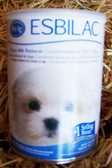 Esbilac, Puppy Milk Replacer, NET WT. 12 OZ.