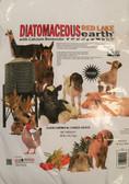 Supplement, Red Lake Earth, Diatomaceous Earth with Calcium Bentonite (Powder) SUPPLEMENT, (FOOD CHEMICAL CODEX GRADE) 40 lb.