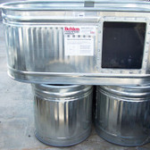 Behlen Tank 2 foot x 2 foot x 5 foot, with drinker (In Store Only)