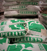 King Brand Alfalfa Pellets, 50 lb.  (quality ingredients, Made & Packaged in the USA)