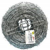 Davis Domestic 2 Point Barb Wire, 1/4 mile roll 12.5 gauge (IN STORE PICK UP ONLY)