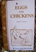Eggs and Chickens, Vivian, 28 page booklet