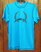 Cinch Men's Short Sleeved Shirt, Turquoise Shown in Size Medium (In Store Only)