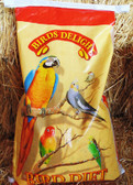 Parakeet Food, Bird's Delight Parakeet Mix 25%, 20 lb.