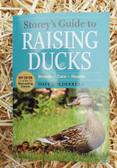 """P"" Raising Ducks, Breeds Care Health, 2nd New Edition, by Dave Holderread"