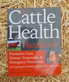 """Book, """"P"""" The Cattle Health Handbook, by Heather Smith Thomas"""