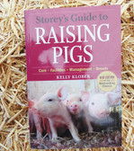"Book, ""P"" Raising Pigs, by Kelly Klober"