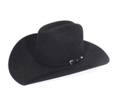 Rodeo King Men's Felt Hat, Rodeo 5X, Black (Available In Store Only)