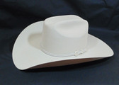 Felt Cowboy Hat, Resistol Men's Felt Hat, City Limits 71 Silverbelly, 4 1/2 inch brim (Available In Store Only)