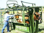 Powder River Livestock Equipment Handling, Long Horn Chute, (MANY SIZES AVAILABLE IN-STORE ONLY, CONTACT STEVE AT L.A. HEARNE CO. KING CITY 831-385-4841; CONTACT TINA AT L.A. HEARNE CO. PRUNEDALE 831-663-1572)