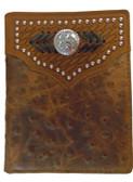 Nocona Bi-Fold Men's Wallet