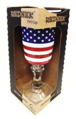 Carson's Rednek Party Cup, Red White & Blue, holds 16 oz.