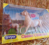 Children's Toys, Breyer Collectible Appaloosa Mare & Foal Set