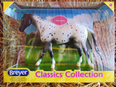 Breyer Collectable White Appaloosa Horse