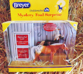 Children's Toys, Breyer Collectible Mystery Foal Surprise (Small Appaloosa with Brown Horse)