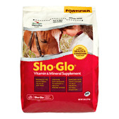 Horse Health Supplement, Manna Pro Horse Sho-Glo (5 x 5 lb. packs) total 25 lb.