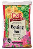 Kellogg's Gardner & Bloome Organic Potting Soil  2 cu. ft.