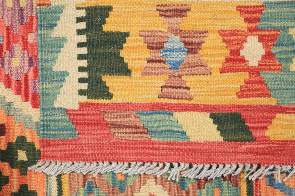 Vegetable Dye Kilim Rug (Ref 178) 297x262cm