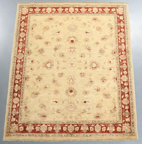 Chobi Veggie Dye Rug (Ref 4) 195x159cm