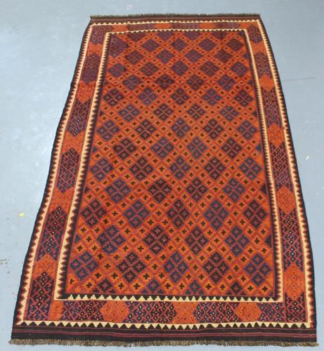 Kyber Mori Tribal Kilim (Ref 710) 291x157cm