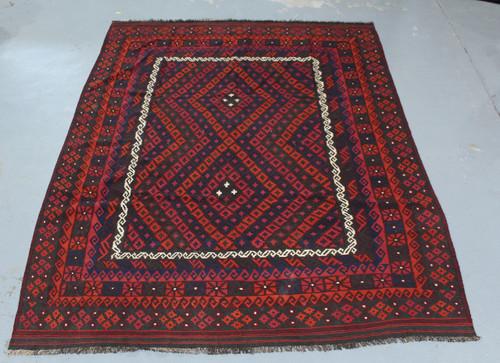 Kyber Mori Tribal Kilim (Ref 1094) 314x249cm